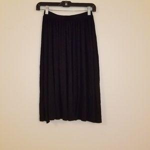 ASOS Petite Pleated Skirt